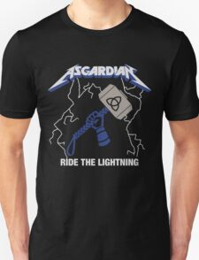 Asgardian: Ride The Lightning Unisex T-Shirt