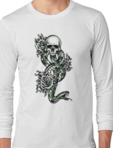 Death ink Long Sleeve T-Shirt