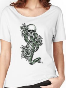 Death ink Women's Relaxed Fit T-Shirt