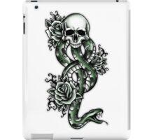 Death ink iPad Case/Skin