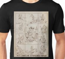 Performing Arts Posters Rices Evangeline extravaganza company 0622 Unisex T-Shirt
