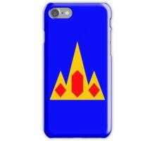 Minimalist Ice King - Adventure Time iPhone Case/Skin