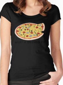 Chic n Stu Pizza - SOAD Women's Fitted Scoop T-Shirt