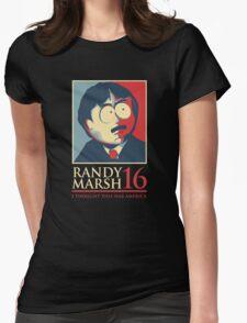 Randy Marsh 16 Womens Fitted T-Shirt