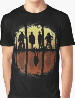 Friends Don't Lie -Eleven, Stranger Things Graphic T-Shirt