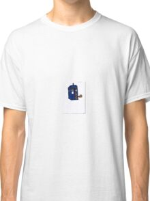 time lord bunny Classic T-Shirt