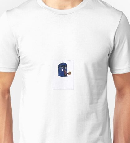 time lord bunny Unisex T-Shirt