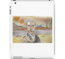 doctor needs you iPad Case/Skin