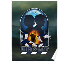 MILLER & HARDY 2013 - BC1 Poster