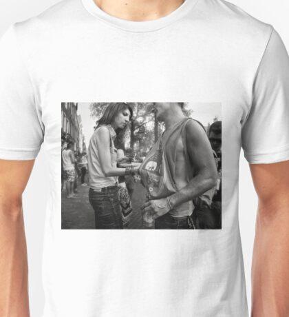 Touching the elephant T-Shirt