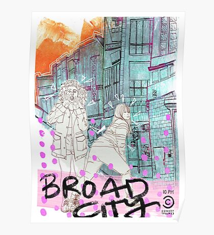 Broad City Poster
