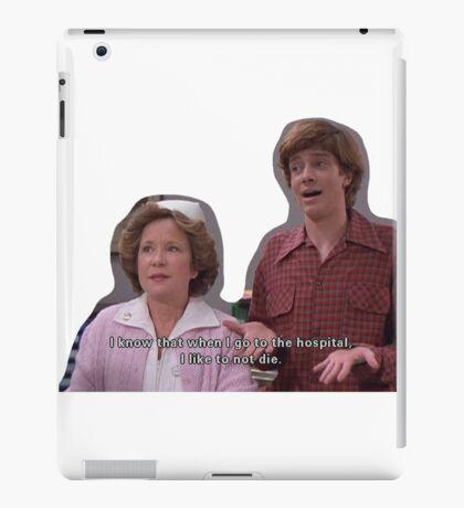 70s show iPad Case/Skin