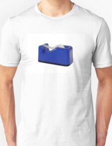 Tape Dispenser Unisex T-Shirt