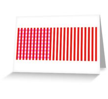 """geometric art 260"" Greeting Card"
