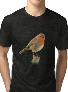 Cute Bird Tri-blend T-Shirt