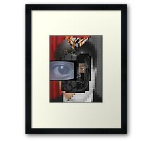 Character Identity Search 2 Framed Print