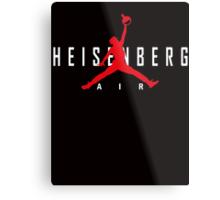 Heisenberg Air Metal Print