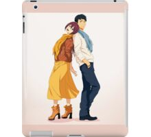 I'll be there for you... iPad Case/Skin