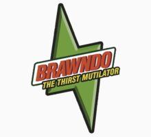 Brawndo Logo Kids Clothes