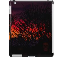 creepy sunset iPad Case/Skin