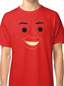 Zonzo  creepy face Classic T-Shirt