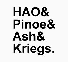 HAO & Pinoe & Ash & Kriegs Womens Fitted T-Shirt