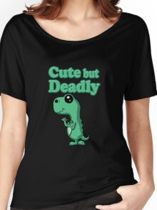 Cute but Deadly Women's Relaxed Fit T-Shirt