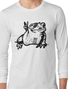Toad of Peace Long Sleeve T-Shirt