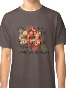 Meaner Than Your Demons Classic T-Shirt