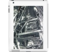 Black ice iPad Case/Skin