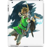 zelda hunter iPad Case/Skin