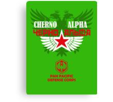 Cherno Alpha - Pan Pacific Defense Corps Canvas Print