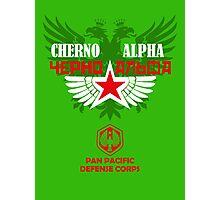 Cherno Alpha - Pan Pacific Defense Corps Photographic Print