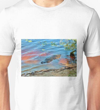 Good Morning Alligator Unisex T-Shirt