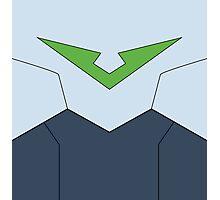 Pidge Voltron Paladin Uniform (Without Belt) Photographic Print