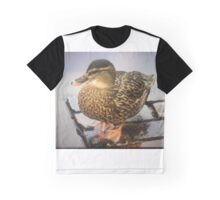 Lonesome Duck Graphic T-Shirt