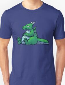 A Sad Fat Dragon Unisex T-Shirt