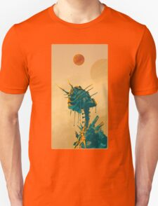 Alien Mantis Unisex T-Shirt
