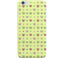 For the love of Watermelon - yellow background iPhone Case/Skin