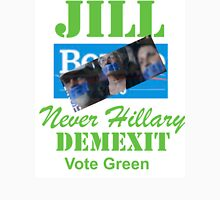 Jill, Never Hillary, Dem Exit, Vote Green Tank Top