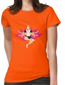 Netero Lotus Womens Fitted T-Shirt