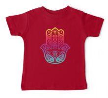 Colorful Hamsa Baby Tee