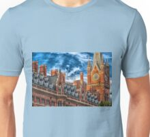Clock Tower in London England Unisex T-Shirt