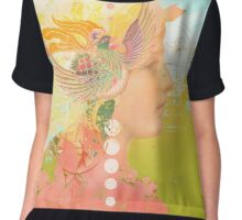 Message from the Muse Chiffon Top