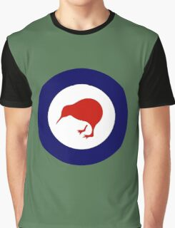 Royal New Zealand Air Force - Roundel Graphic T-Shirt