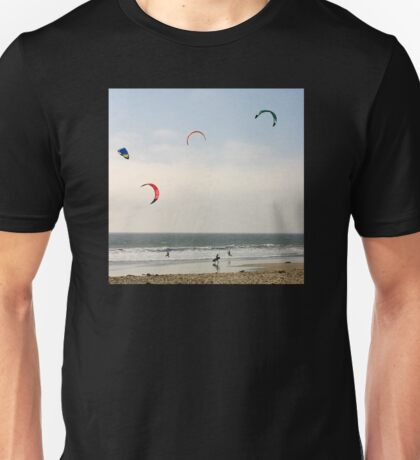 Kite Surfing Unisex T-Shirt