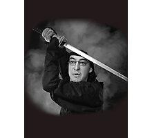 Ninja Filthy Frank Photographic Print