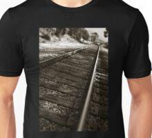 Railroad Tracks Unisex T-Shirt