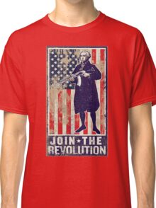 Join The Revolution Washington Classic T-Shirt