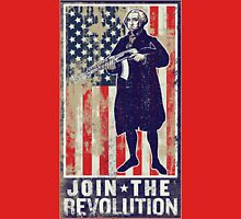 Join The Revolution Washington Unisex T-Shirt